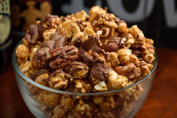 Choco-Scotch Popcorn