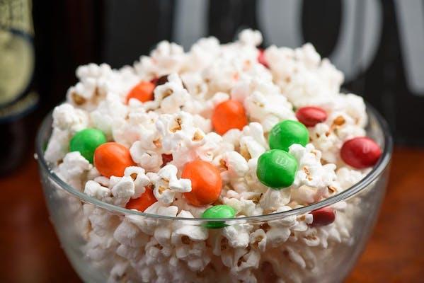 M's the Word Popcorn