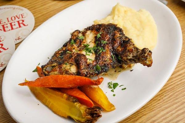 Peri-Peri Rubbed Chicken