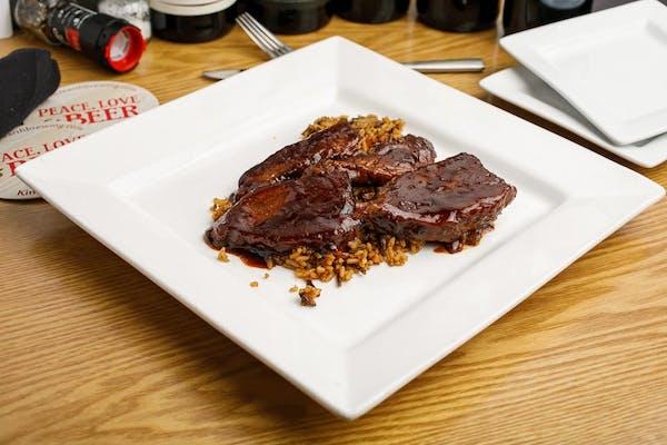 Slow-Cooked BBQ Brisket