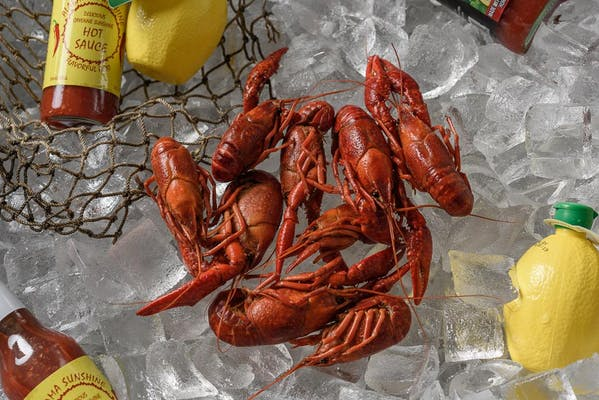 Boiled Crawfish
