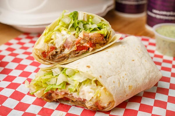Philly Cheese Steak Wrap