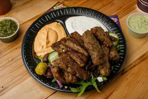 Greek Gyro Platter