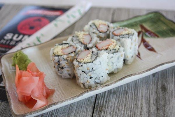 (L7) Crunchy Crab Roll