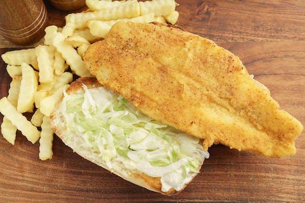 Catfish Sandwich