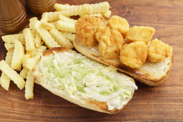 Scallop Sandwich