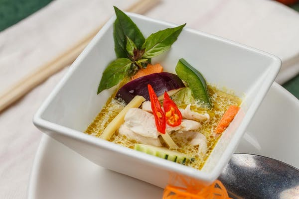 909. Green Curry