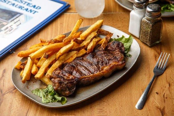 New York Sirloin Strip Steak