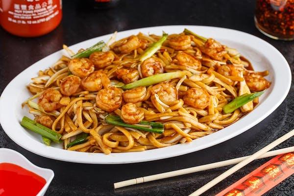 L5. Shrimp Lo Mein