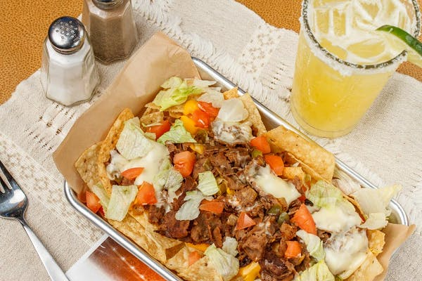 Philly Nachos