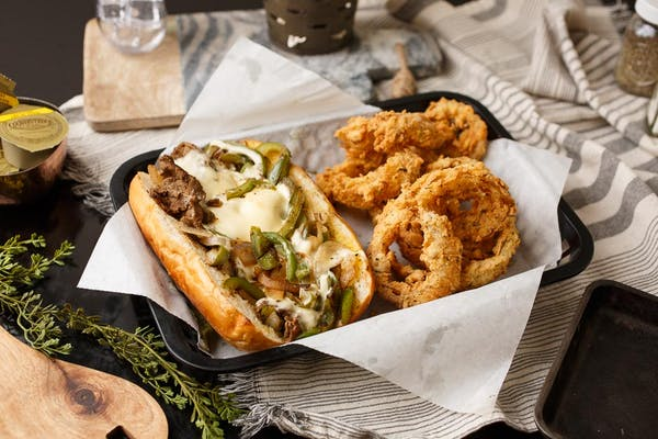 Pully Cheesesteak