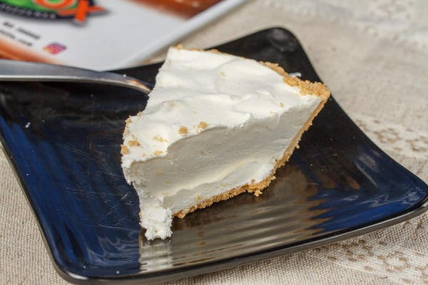 Ms. Ruth's Lemon Ice Box Pie
