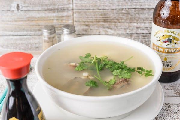 S5. Tofu Clam Soup
