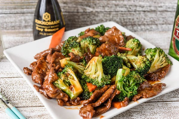 B1. Beef with Broccoli