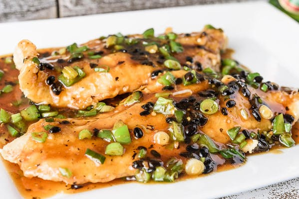 SF16. Fish Fillet in Black Bean Sauce