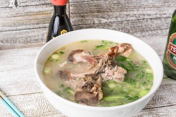 N4. Roast Duck Noodle Soup