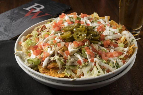 Big Whiskey's Nachos