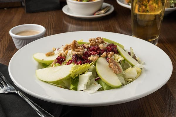 Chicken Maple Apple Salad