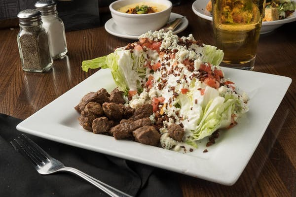 Steak Tip Wedge Salad