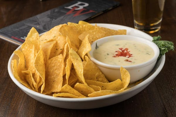 White Queso Spin Dip