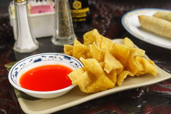 A10. Crab Rangoon
