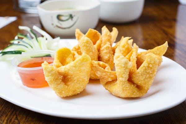 Crab Rangoon