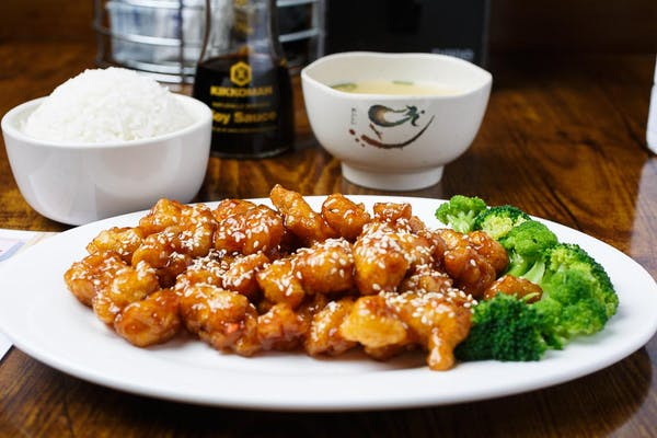 3. Sesame Chicken