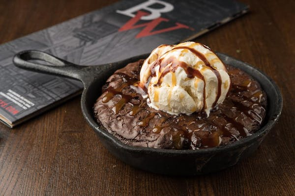 Big Brownie Skillet