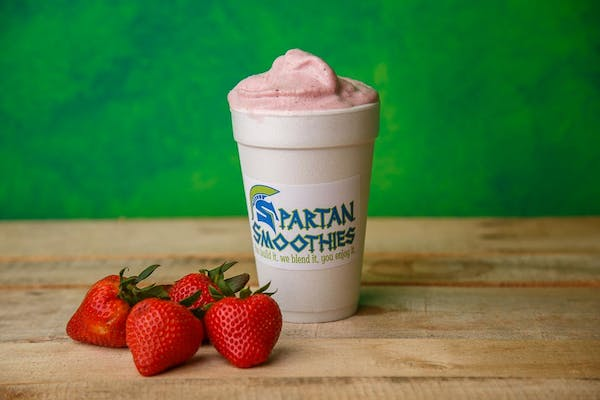 Kid's Strawberry Smoothie