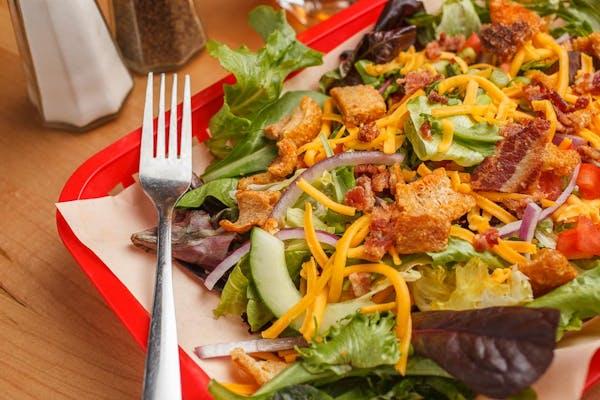 Violet's Garden Salad