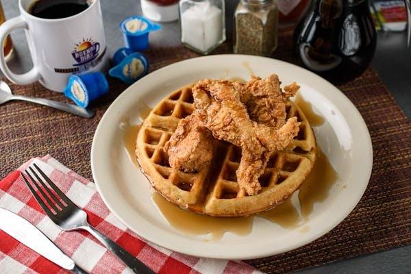 Chic-N-Waffles