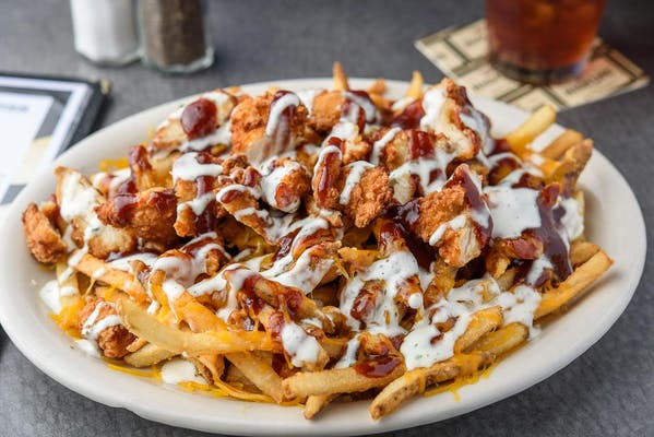 Wing Fries