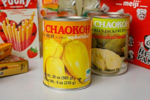 Chaokoh Green Jackfruit in Brine