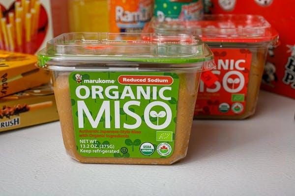 Marukome Organic Red Sodium Miso Soup
