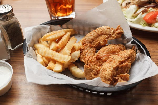 Chicken Tenders Basket