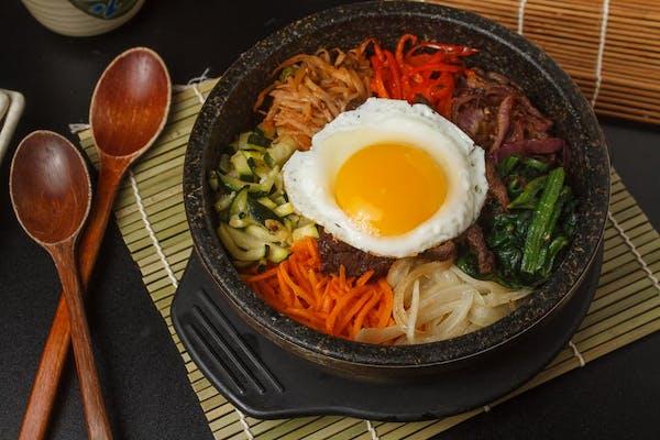 Kimchee Bibim-Bap