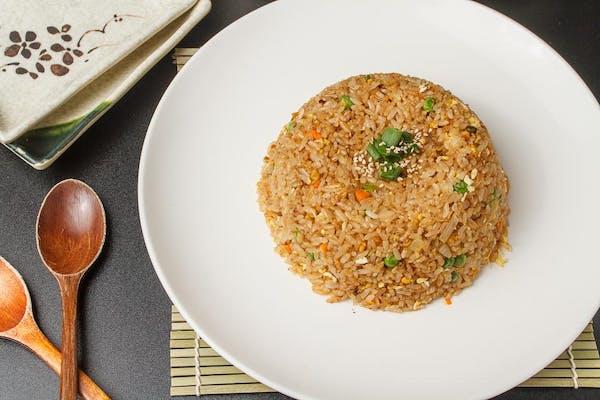Fried Rice (Korean-Style)