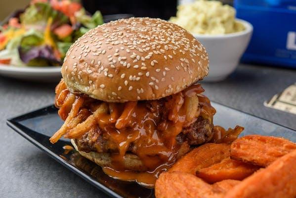 BBQ Bacon Cheddar Burger