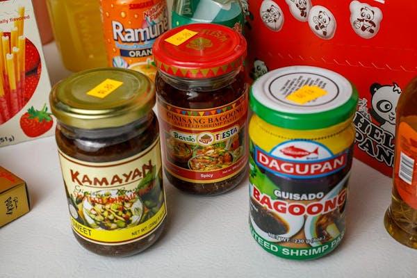 Ginisang Bagoong Sautéed Shrimp Paste
