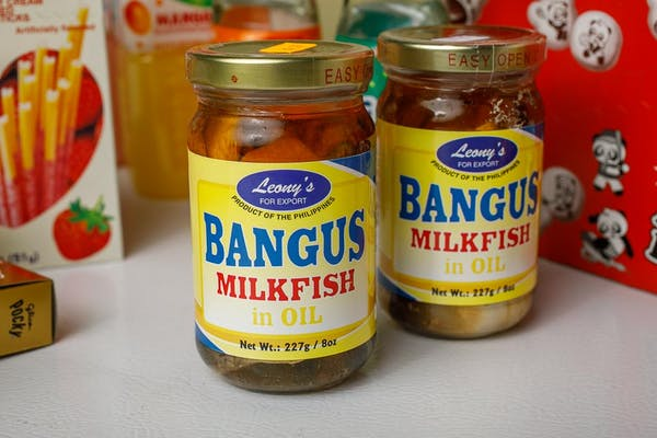 Bangus Milkfish in Oil