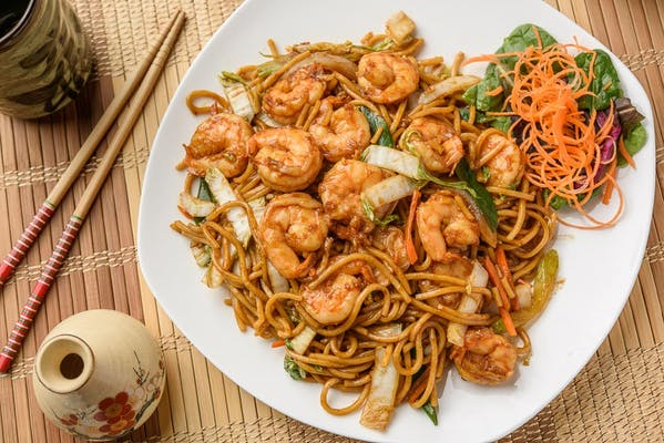 L22. Shrimp Lo Mein