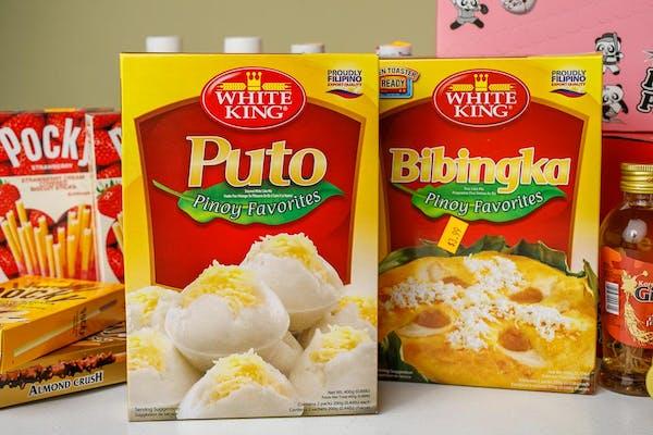 Puto Pinoy Favorites