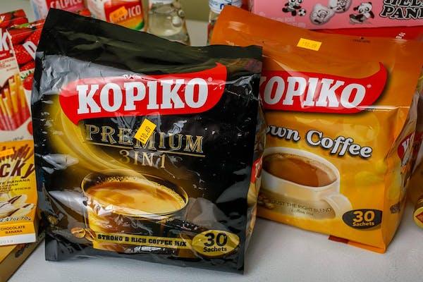 Kopiko Blanca Instant Coffee Mix