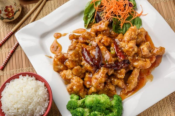 S6. General Tso's Shrimp