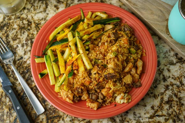 T. Blanco's Mexican Fried Rice