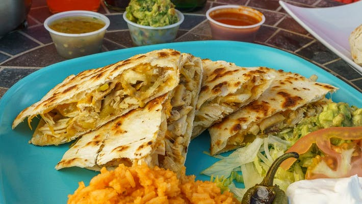 Pollo Quesadilla (Chicken)