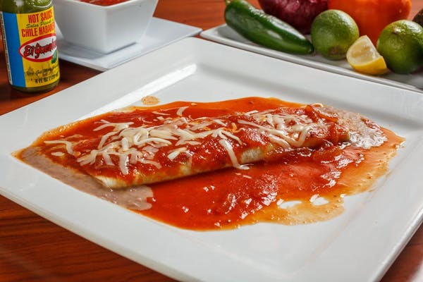 Burrito Alegre