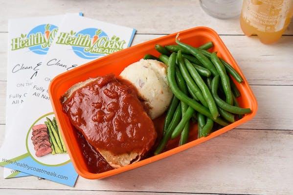 Turkey Meatloaf Meal