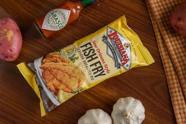 Louisiana Fish Fry (New Orleans)