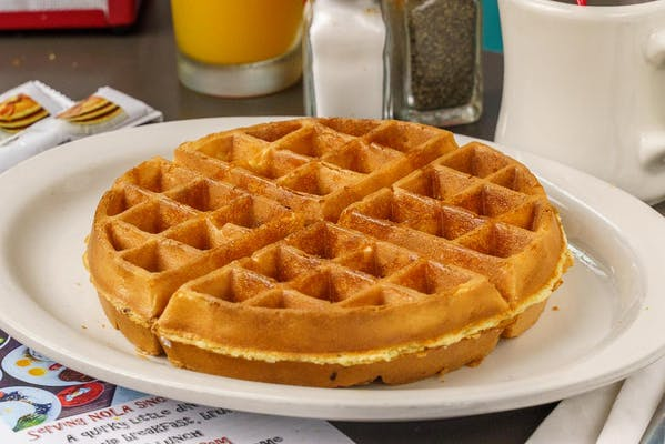 Plain Jane Waffle